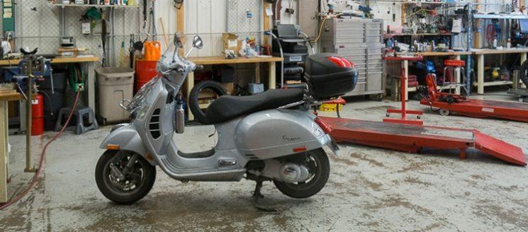 Entretien de vos scooters et motos à Montréal