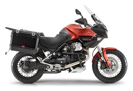 Moto Guzzi Stelvio 1200 2017