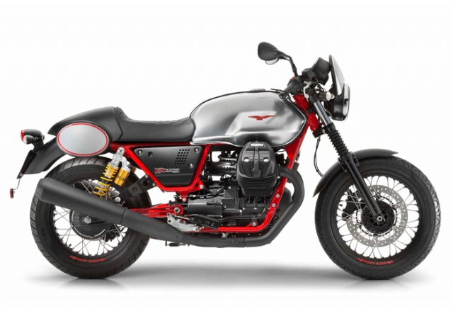 Moto Guzzi V7 III  Liquidation