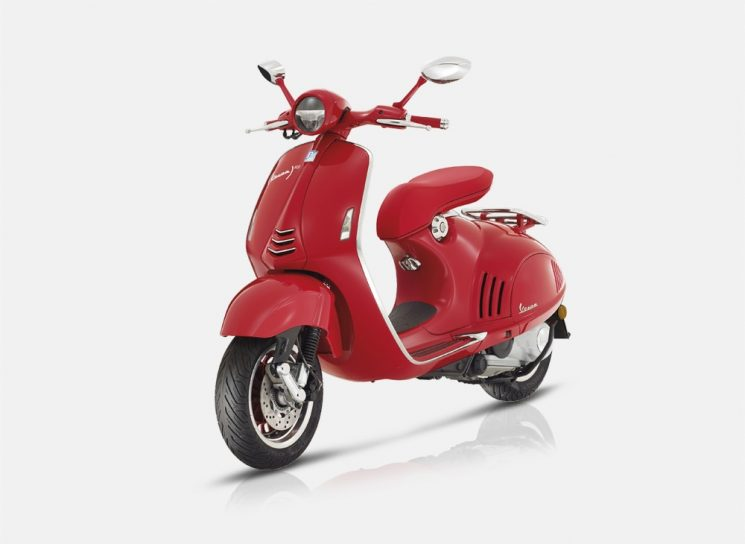 Vespa 946 Red 150CC 2016