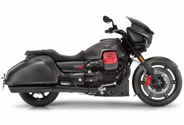Moto Guzzi MGX-21 FLYING FORTRESS 2017