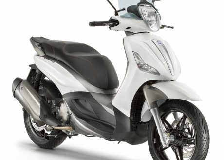2017 Piaggio BV 350 ABS