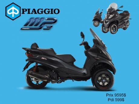 2019 Piaggio MP3 500 Sport ABS