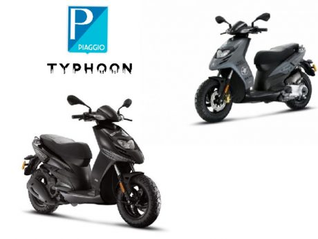 Piaggio Typhoon 50 2020