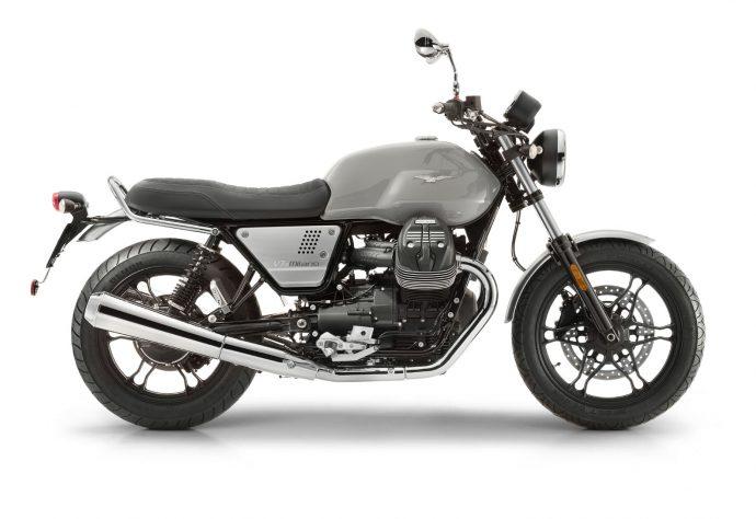 Moto Guzzi V7III Milano 2018