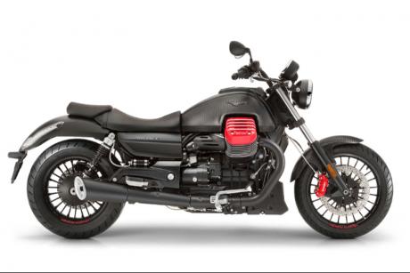 2018 Moto Guzzi Audace