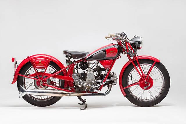 Histoire de la Moto Guzzi