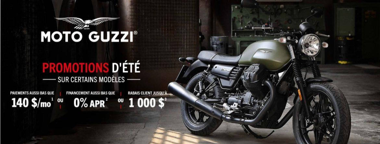 Moto Guzzi V7 III Spécial Summer