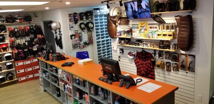 Visite virtuel de la boutique