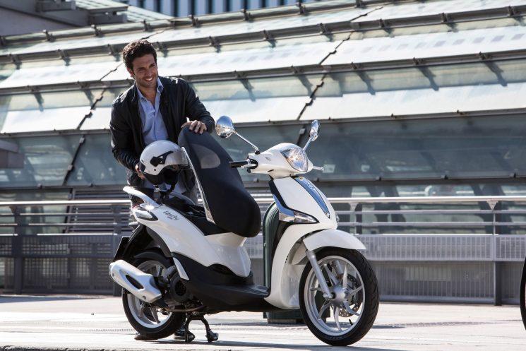 Piaggio Liberty 50 et S50 2018-19-20