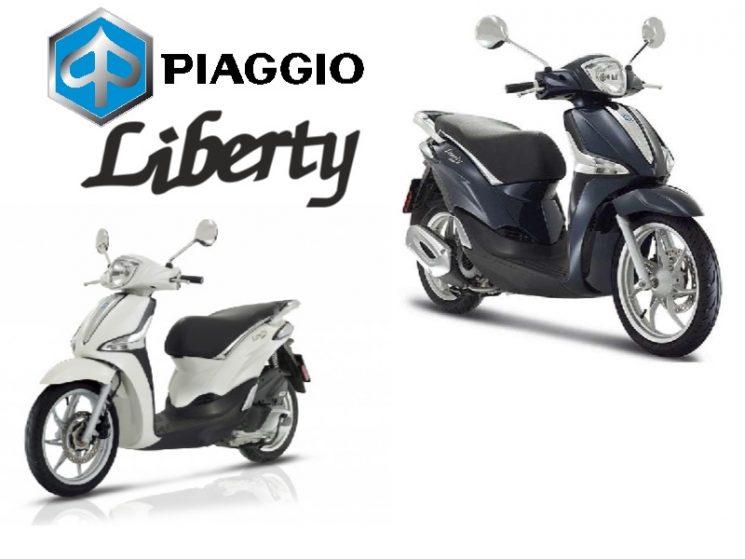 Piaggio Liberty 50 ie 2018