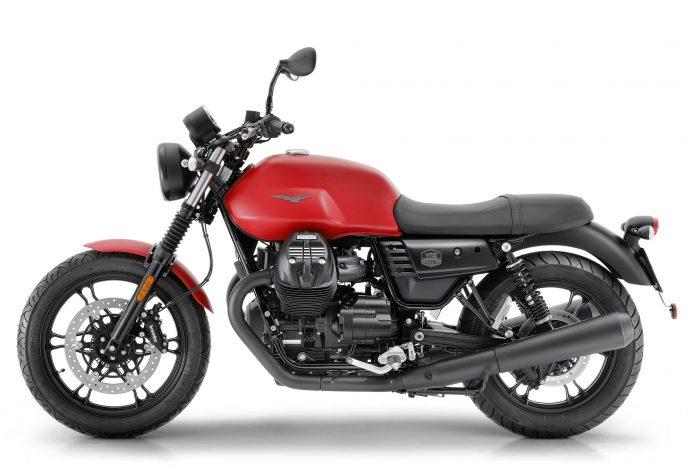 Moto Guzzi V7 III Stone 2019