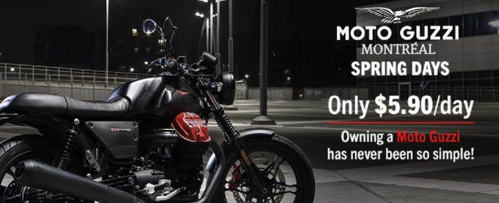 Promo MotoGuzzi 2019