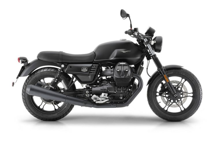 Moto Guzzi Stone III 2019