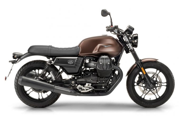 Moto Guzzi V7III 2019 Night Pack