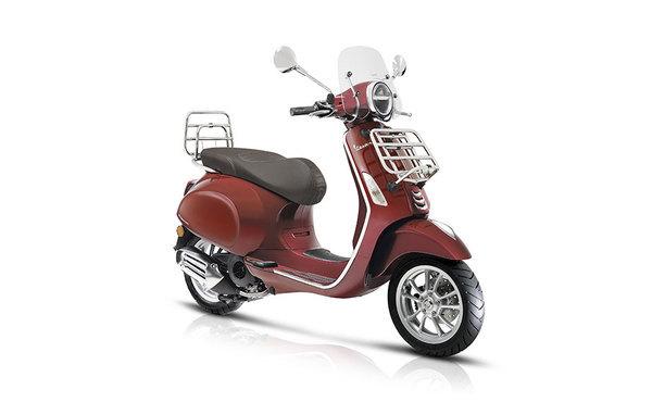 Vespa Primavera 50 iget Touring 2020