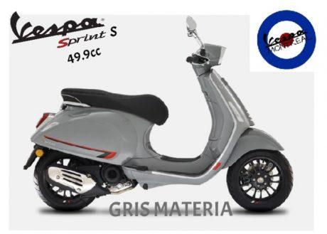 2021 Vespa Sprint 50 S