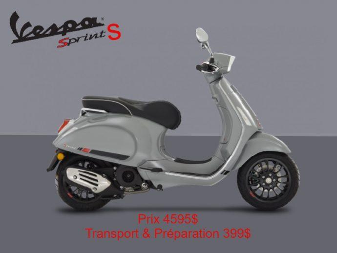 Vespa Sprint S  50 2020 I-GET