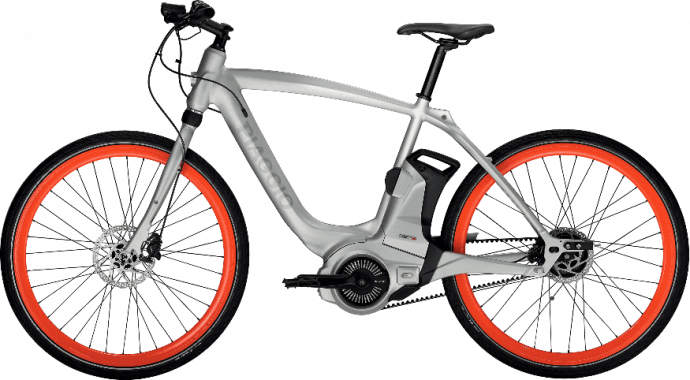 Piaggio Wi-Bike Active Plus 2018