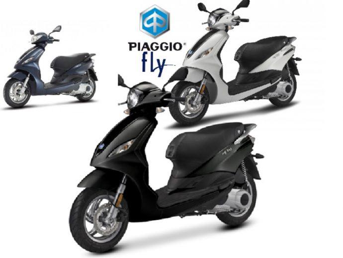 Piaggio Fly 50 2018