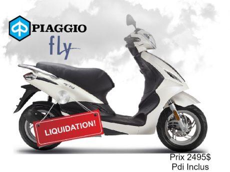 2018 Piaggio Fly 50