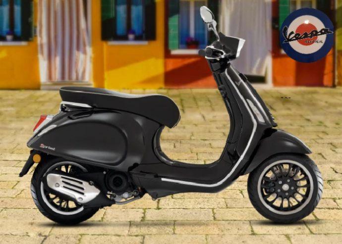 Vespa Sprint 150 iget  2020