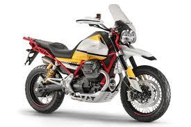 Moto Guzzi V85 2020