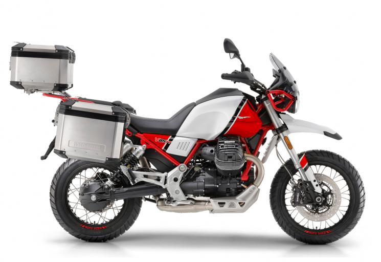 Moto Guzzi V85tt 2020
