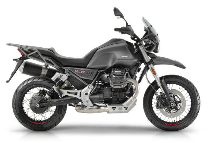Moto Guzzi V85 TT : ROCK(S) 'N' ROAD(S)