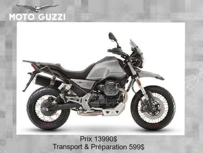 Moto Guzzi V85 TT : ROCK(S) 'N' ROAD(S) 2020
