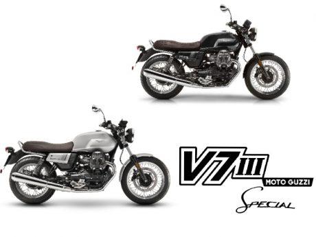 Moto Guzzi V7III 2019