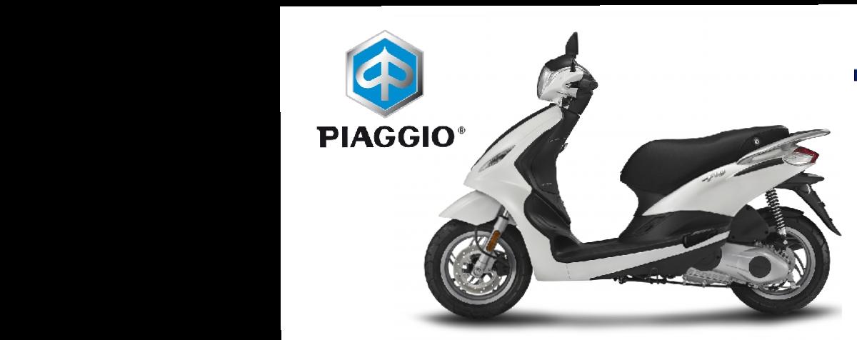 Piaggio Fly 50