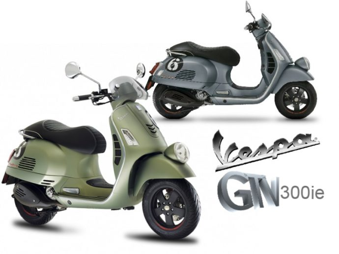 Vespa GTV300ie HP 2020
