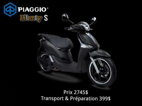 2020 Piaggio Liberty S 50