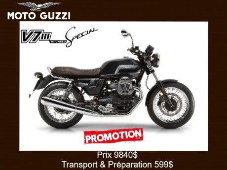 2019 Moto Guzzi V7III