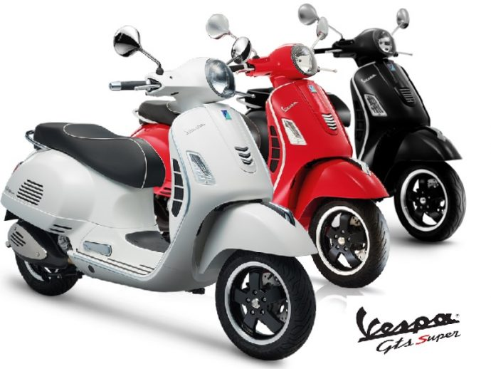 Vespa GTS300IE Super 2018