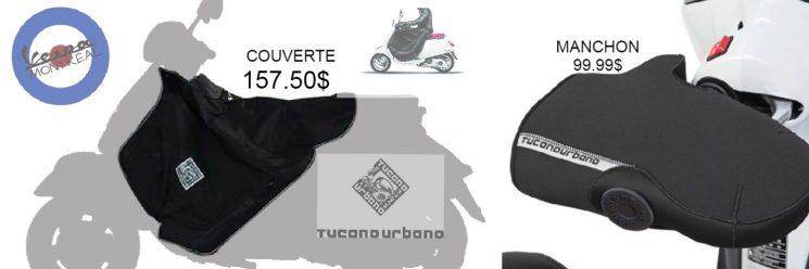 Tablier et Manchon Tucano Urbano