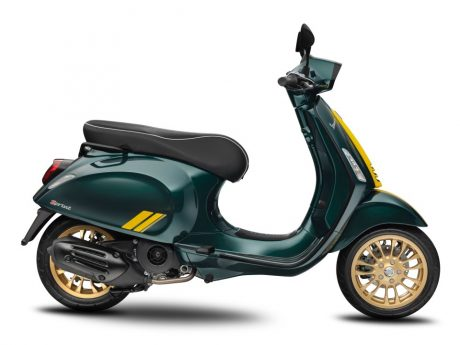 2021 Vespa Sprint Racing Sixties