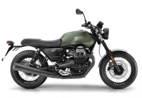 2020 Moto Guzzi  V7 III Rough