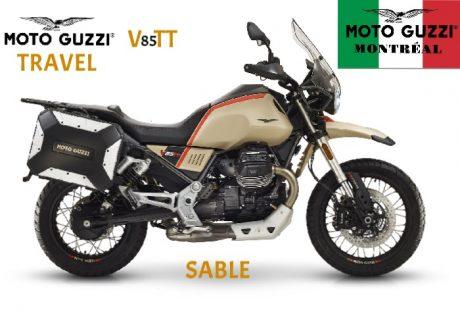 Moto Guzzi Travel 2020