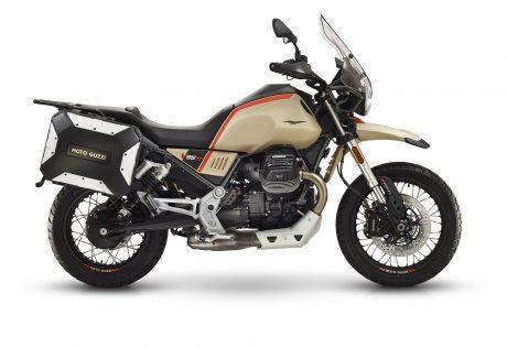 2020 Moto Guzzi Travel