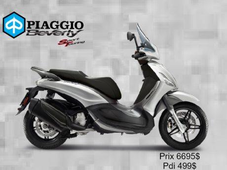 2019 Piaggio BV 350 ABS