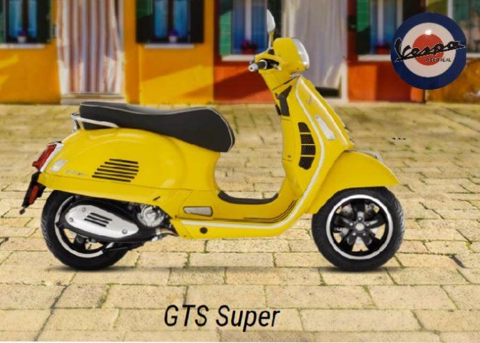 Vespa Gts 300 Super  Hpe  2021