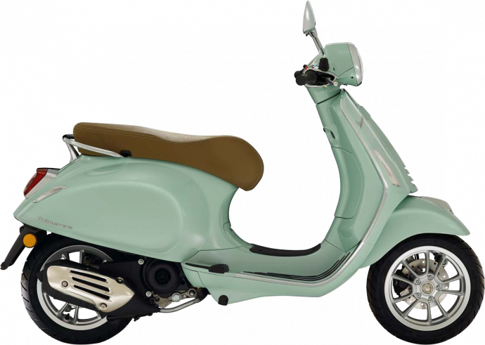Vespa Primavera 2021 50cc  i-GET4