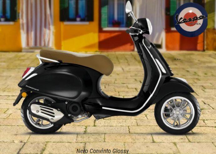 Vespa Primavera 2022 50cc  i-GET4