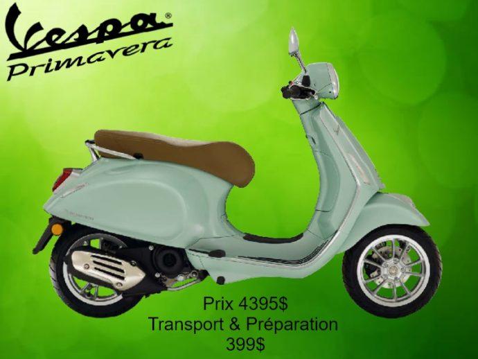 Vespa Primavera 2020 50cc  i-GET4