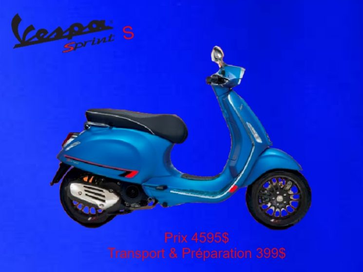Vespa Sprint 50 S 2020