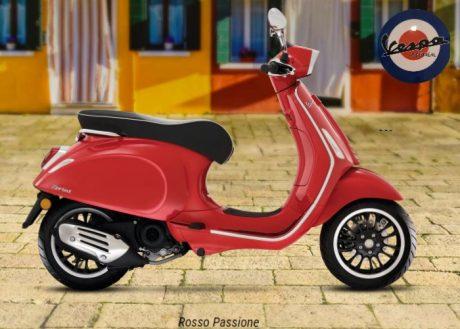 2021 Vespa Sprint 50 IGET4