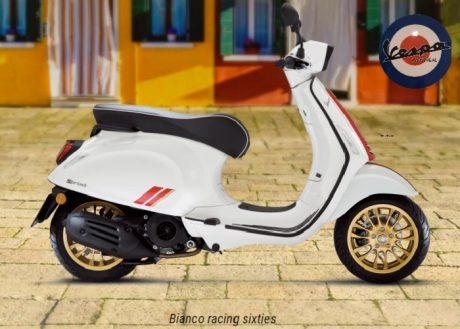 2021 Vespa Sprint Racing Sixties