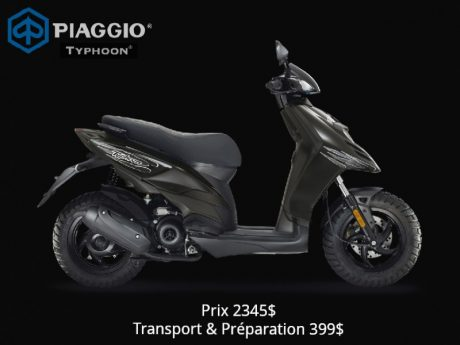 2020 Piaggio Typhoon 50